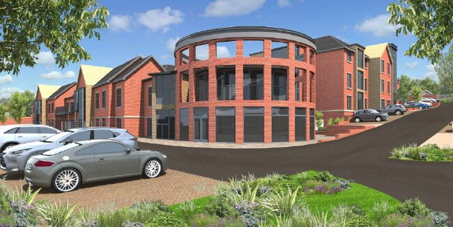 Residencial care home kettering